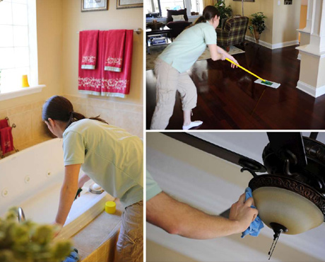 Greenville House Cleaning 3