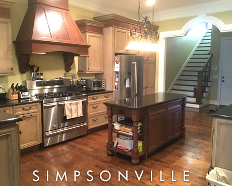 House Cleaning Services in Simpsonville
