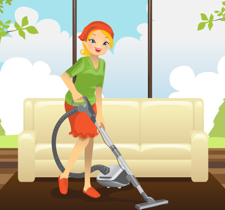 On-Demand House Cleaning Services